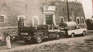 مبنى نادي الفيصلي القديم